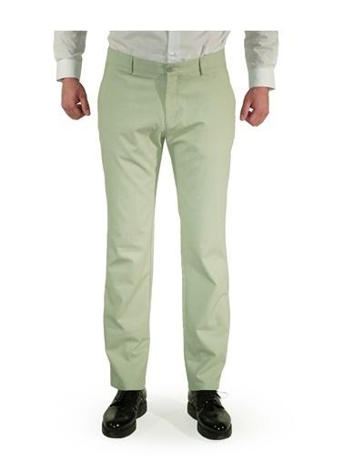 IGS Erkek Yeşıl Slım Fıt / Dar Kalıp Std Pantolon Yeşil